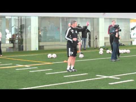 FC Edmonton Media Day