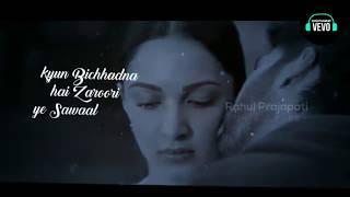 Bekhyali Me Bhi Tera song by lyrics