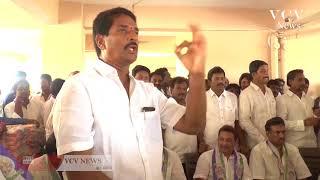 YSR Congress Party Joni On Bhimavaram AS Raju In Grandhi Srinivas 21-05-2018 vcv news