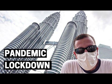 KUALA LUMPUR DURING THE PANDEMIC | Leaving Malaysia to USA