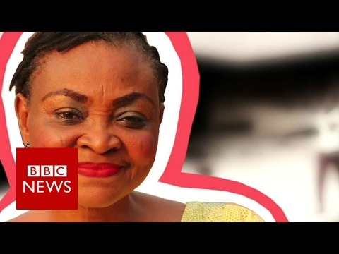 The woman who helps 5,000 orphans - BBC News