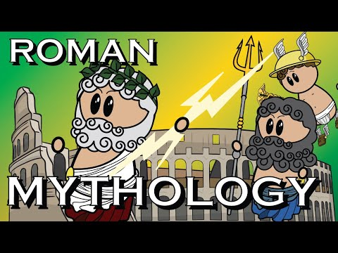Roman Mythology Animated