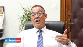 حصري ..لقجع يرد على اتهامات مرتضى منصور ويتحداه
