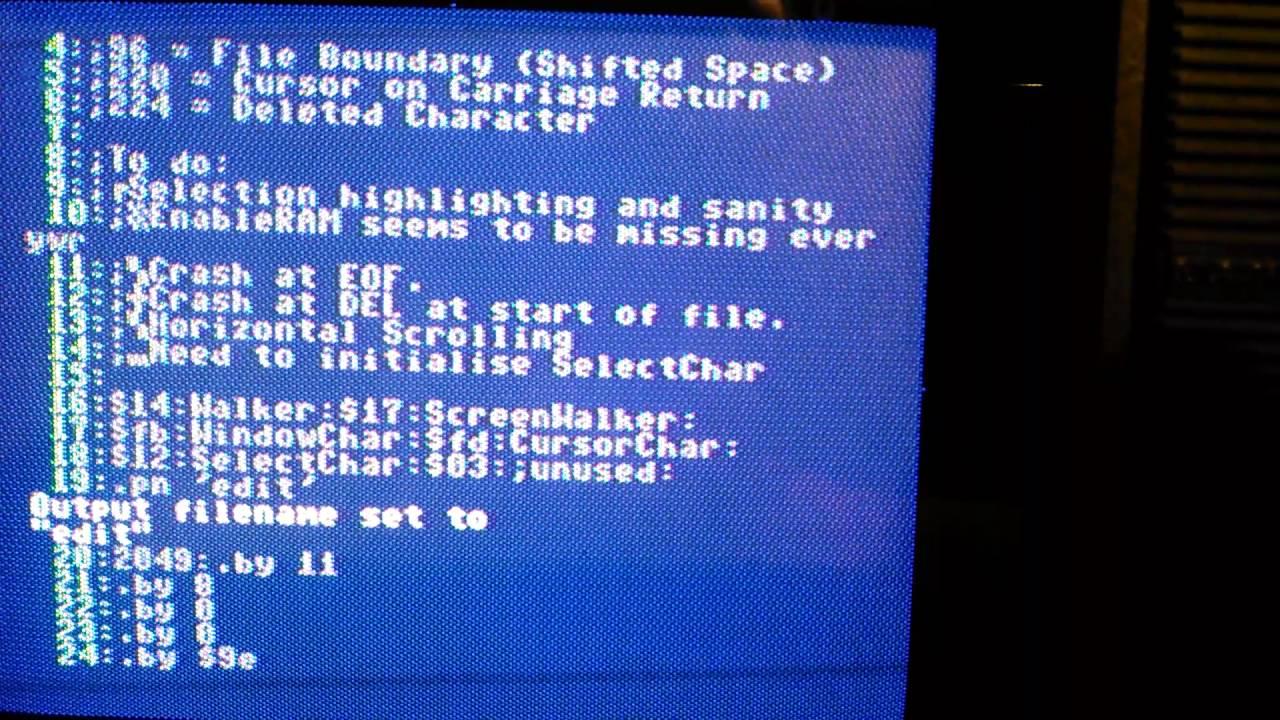 My 6502/6510 assembler in C64 BASIC