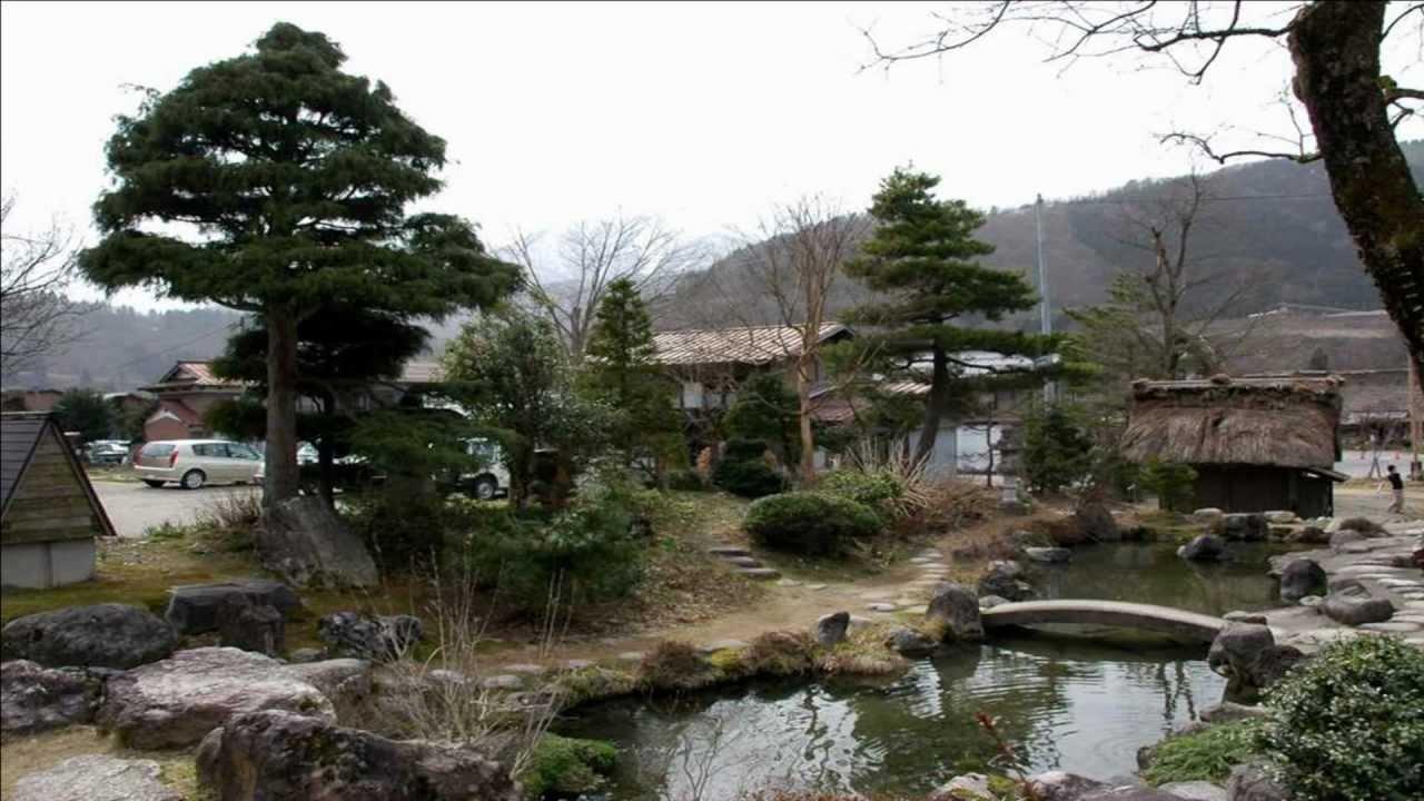 Japanese Old Village (HD1080p) - YouTube