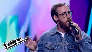 Ross Charles - 'A Change Is Gonna Come' | Blind Audition | The Voice