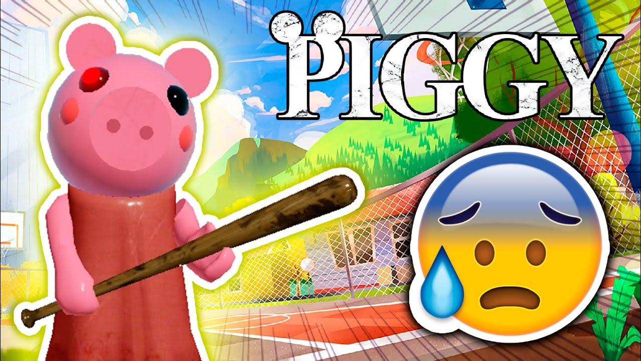 VIREI A PEPPA DO MAL! Mongo e Drongo em Piggy no Roblox Capítulo 1 Piggy em desenho animado pepa mau