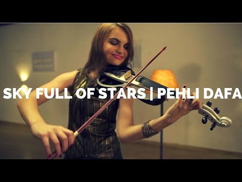 Coldplay - A Sky Full Of Stars | Pehli Dafa - Atif Aslam (Singh's Unplugged-Mashup Cover)