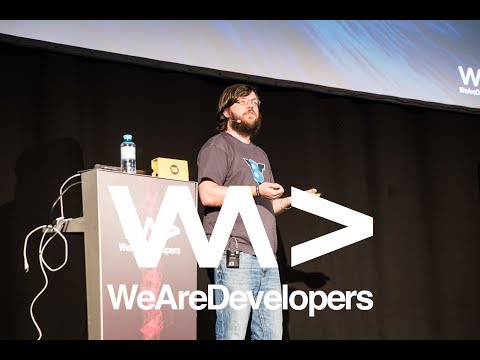 WebVR: A Whirlwind Tour of VR on the Web - Martin Splitt @ WeAreDevelopers Conference 2017