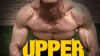 Best Upper Chest Exercise (WITHOUT EQUIPMENT!)