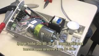 Разбираем привод для гаражных ворот DoorHan Sectional 750(, 2015-05-13T10:14:47.000Z)