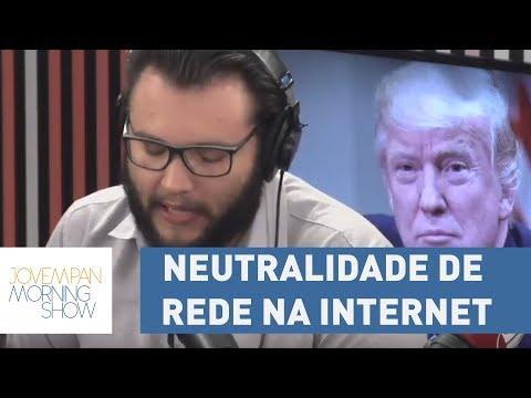 Donald Trump quer acabar com a neutralidade de rede na internet