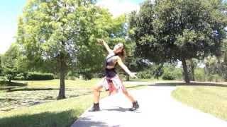 YO QUIERO (si tu te enamoras) Gente de Zona ft. Pitbull zumba choreography