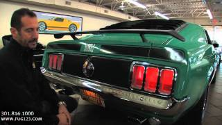 1970 Mustang Mach 1 SALE Tony Flemings Ultimate Garage reviews horsepower ripoff complaints video