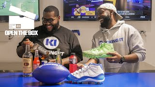 Go Inside the First Ever Sneaker Shop with a Full Service Bar   Open the Box
