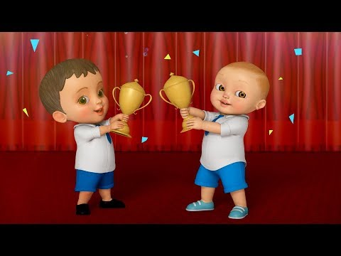 Mehnat Se Hoti Hai Jeet | Hindi Rhymes for Children Collection | Infobells