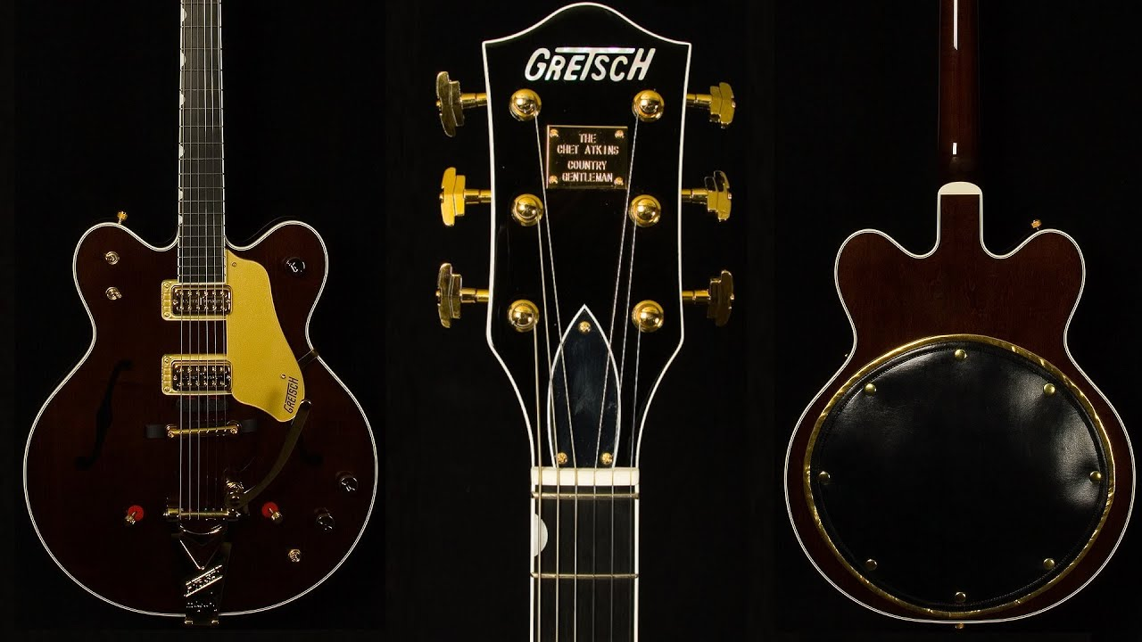 Gretsch G6122 1962 Chet Atkins Country Gentleman O SN JT12114860 Wildwood Guitars