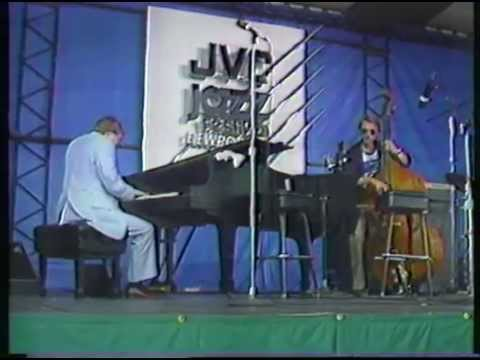 Stan Gets quartet Live at JVC Jazz Festival in 1984