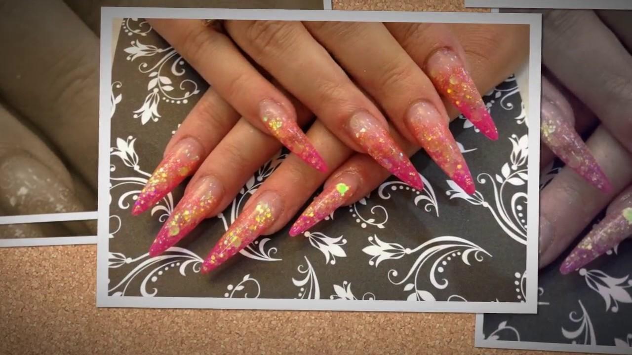 Acrylic Nails Near Me - New Trick Acrylic Nails Near Me - YouTube