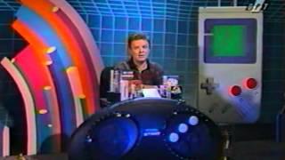 Денди Новая Реальность: телеканал ОРТ, 21 выпуск [3 ноября 1995]