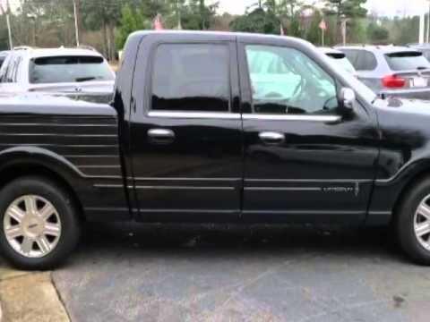 2002 lincoln blackwood 2wd truck roswell ga youtube. Black Bedroom Furniture Sets. Home Design Ideas