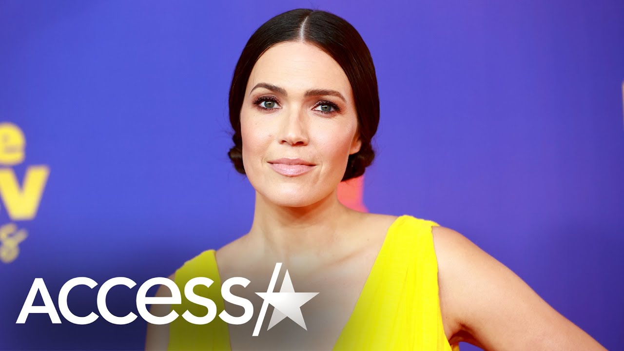 Mandy Moore Admits To Feeling Like She's Not A Good Enough Mom