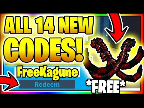 (DECEMBER 2019) ALL *NEW* SECRET FREE KAGUNE CODES! Roblox Ro Ghoul