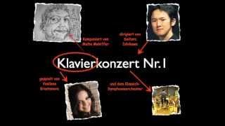 Malte Mekiffer Klavierkonzert Nr.1 1. Allegro Klassick