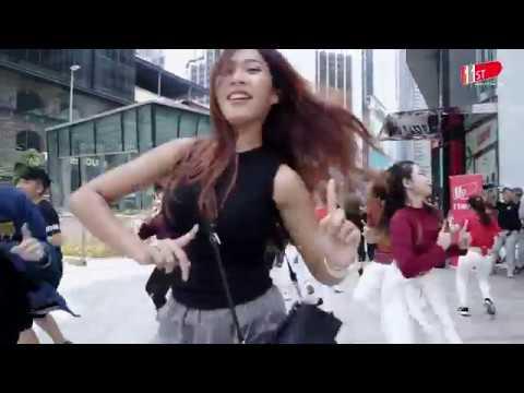 Shop The World Flashmob (1 April 2017 @ Lot 10)