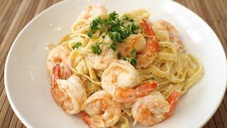 [Shrimp Alfredo] 간단 파스타 요리 4 -…