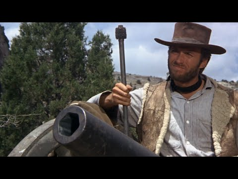 The Good, the Bad and the Ugly  The Ecstasy of Gold 1966 HD