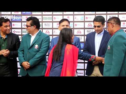 CITY BANK AMERICAN EXPRESS DHAKA OPEN 2018, PRIZE GIVING CEREMONY