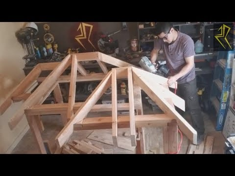 How To Build A Hip Roof