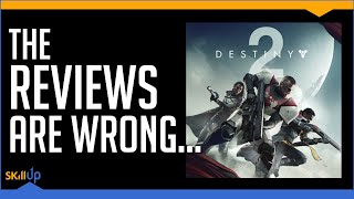 Destiny 2   An In-Depth Review (No Spoilers except for Raid stuff) (Video Game Video Review)