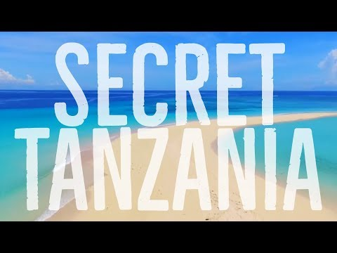 STUNNING SECRET TANZANIA BEACH