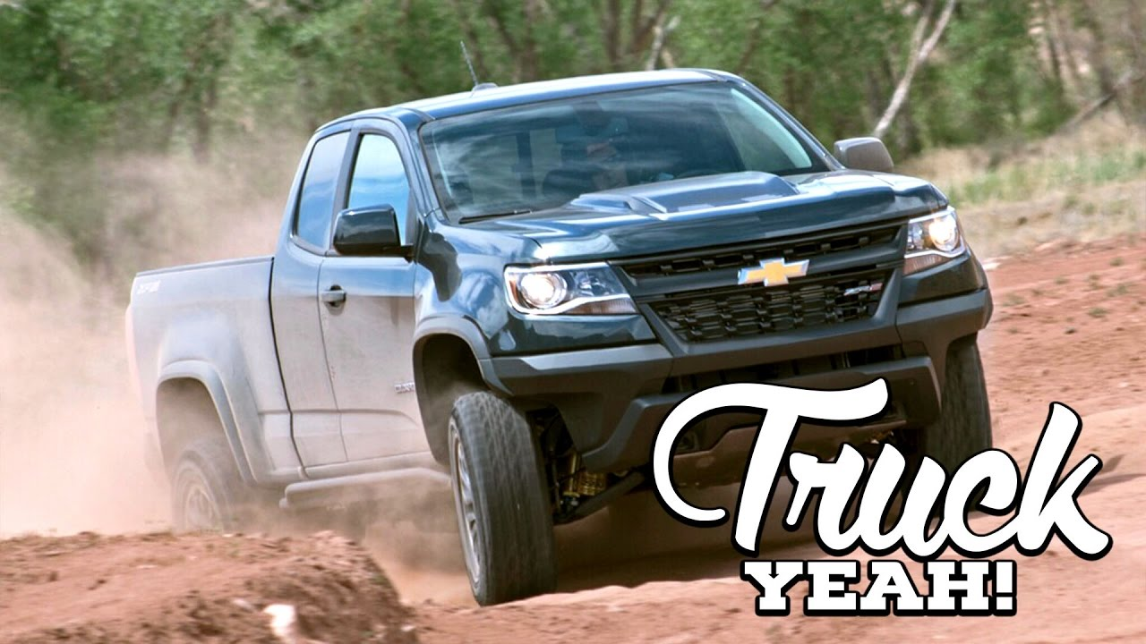 How To Unlock The Chevy Colorado ZR2's Secret Extreme Drive Mode