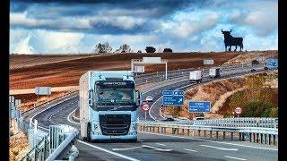 Prueba Volvo Trucks FH 460 GNL