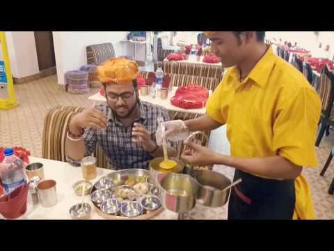 RAJASTHANI THALI IN Lucknow U P Wala 25+ Dishes Shree Rajbhog