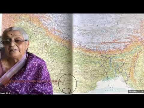 Download Subalternity. Prof. Gayatri Spivak