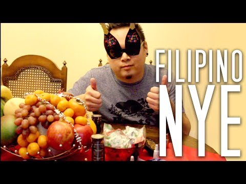 Preparing For A Filipino New Years Eve!