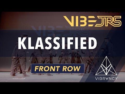 Klassified   Vibe Jrs 2020 [@VIBRVNCY Front Row 4K]