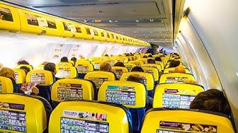 TRIPREPORT | RYANAIR | Karlsruhe - Alicante for 11€ | ECONOMY | Boeing 737-800WL