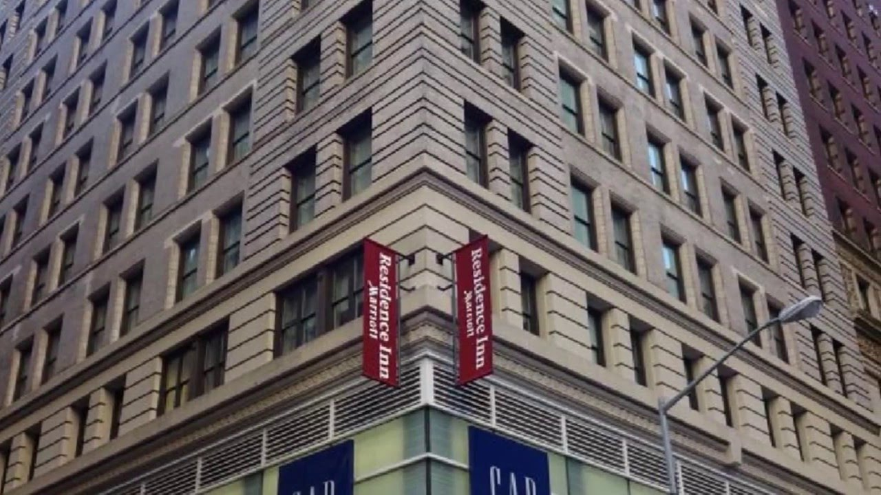 Residence inn by marriott ny downtown manhattan world for Residence a manhattan new york