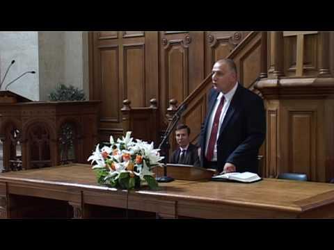 "Emil Lazar predica despre  ""Activist sau Servitor""  08 iulie 2017"