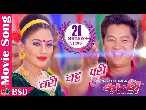 CHARI CHATTA PARI -Nepali Movie Song by Rajan Raj Shiwakoti | KANCHHI | Dayahang Rai / Shweta Khadka