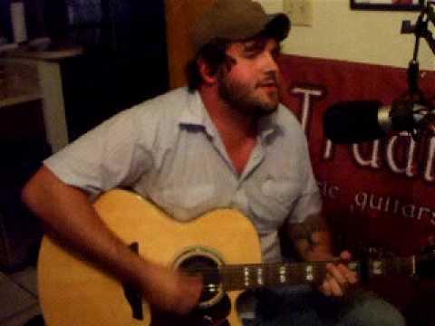Ryan McBride Live In Studio 9-15-09