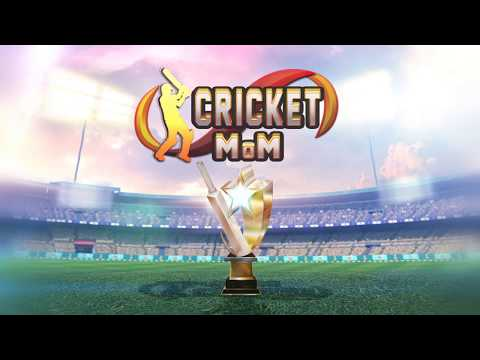Cricket MoM - Gameplay Trailer [Android & iOS]