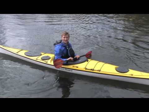 Master the Sea Kayak Bow Rudder for Fast and Precise Turns | Skills| Adventure Kayak | Rapid Media