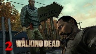 The Walking Dead Game Episode 2: Starved For Help Full Evil Choices