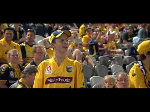 You've Gotta Have a Team: Yoshi visits Central Coast Mariners